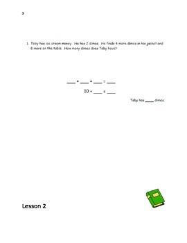 Grade 1 Math Module 2 Journal