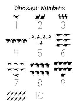 Grade 1 Math Number - Addition Dinosaur Themed
