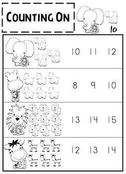 Grade 1 Math - Number