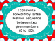 Grade 1 Math Number Strand I Can Posters Manitoba Aligned
