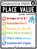 Grade 1 Math - Place Value - Unit 8