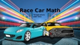 Grade 1 Math Racing Smartboard Game: Temperature and Time
