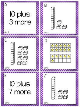 Grade 1 Math SCOOT