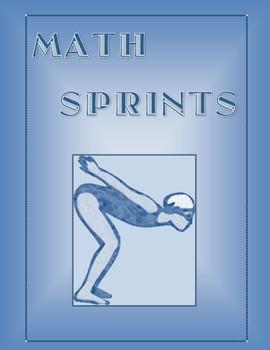 Grade 1 Math Sprint