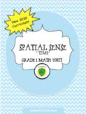 Grade 1 Math: Time Unit - Ontario Curriculum