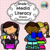 Grade 1 Media Literacy Ontario Curriculum