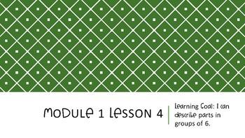Interactive Eureka PPT: Grade 1 Module 1 Lesson 4