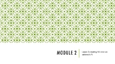Interactive Eureka PPT: Grade 1 Module 2 Lesson 3