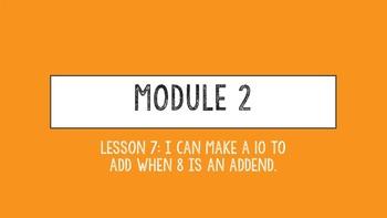 Interactive Eureka PPT: Grade 1 Module 2 Lesson 7