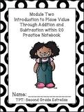 Grade 1 Module 2 Practice Notebook (70pgs)
