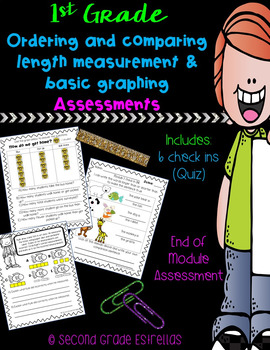 Grade 1 Module 3 Check Ins & End of Module Assessments