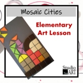 Grade 1 Mosaic Cities Lesson