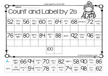 Grade 1 Number and Place Value Pack
