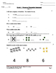 Grade 1 - Numeracy Progression Assessment