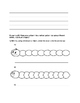 Grade 1 Patterns Test