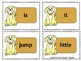 "Sight Words: Grade 1 Pre-primer ""Pawsome"" Dolch Words Flashcards"