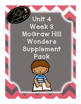 Grade 1 Reading Wonders Unit 4 Week 3 Vulture View
