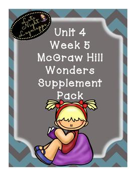 Grade 1 Reading Wonders Unit 4 Week 5 Koko and Penny
