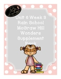 Grade 1 Reading Wonders Unit 6 Week 3 Rain School
