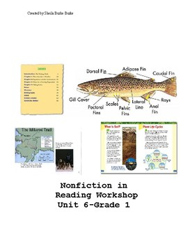 Grade 1 Reading Workshop Units