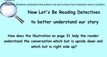 Grade 1 Ready Gen Unit 1 Module A Reading Smartboard Lessons 9-13