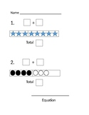 Grade 1 Review- Partners/Equations