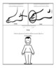 Grade 1 (SK Level 1) Core French Body Parts Vocabulary Student Printing Handout