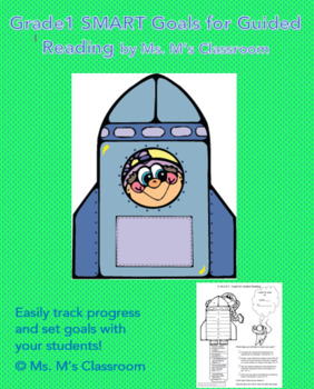 Grade 1 SMART Goals for Guided Reading