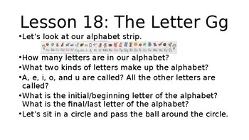 Grade 1, Saxon Phonics Lesson 18