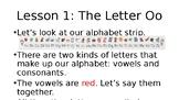Grade 1, Saxon Phonics Lesson 2 & 3