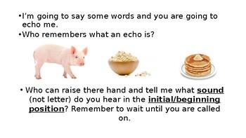 Grade 1, Saxon Phonics Lesson 5