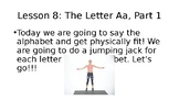 Grade 1, Saxon Phonics Lesson 8