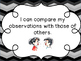 Grade 1 Science I Can Statements - British Columbia New Curriculum