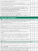 Grade 1 Science - Saskatchewan Curriculum Checklist