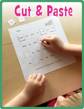 Grade 1 Sight Words