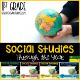 Grade 1 Social Studies Growing Bundle