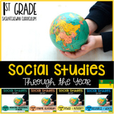 Grade 1 Social Studies Bundle