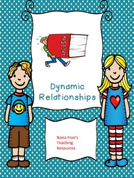 Grade 1 Social Studies Unit 2 - Dynamic Relationships