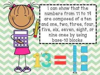 Grade 1 Tens and Ones Place Value Unit