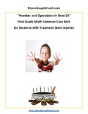 Grade 1 - Traumatic Brain Injuries - Number and Operations in Base 10