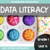 Grade 1, Unit 4: Data Literacy (Wonderland Mathematics)