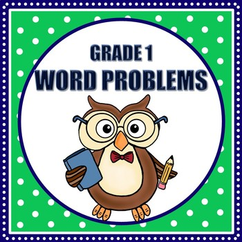 1st Grade Word Problems
