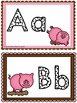 Grade 1 Word Wall: Pig Theme (Over 150 Words)
