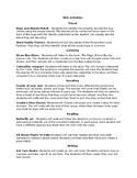 Grade 1 science and literature integration activities and