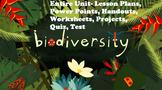 Grade 10-11 Biodiversity/Diversity of Living Things ENTIRE UNIT!