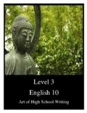 Grade 10 English Writing Development