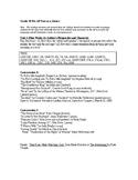 Thematic Literature Pairings