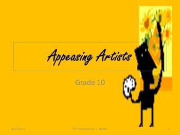 Grade 10 Reading Comprehension PPTs