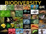 Grade 11 Biology- Diversity of Living Things- Biodiversity