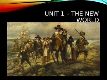 Grade 11 CCSS Unit 1 Introduction
